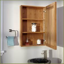 Contemporary Medicine Cabinets Without Mirrors Innovative Wood To Decorating Ideas