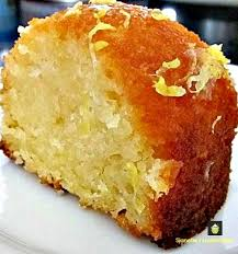 Moist Lemon Or Orange Pound Loaf Cake Is Such A Wonderful Tasting Cake