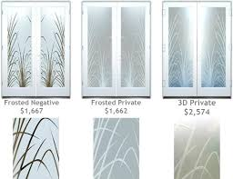 etched glass pantry door elements custom etched glass pantry door