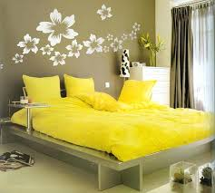 yellow wall decor for bedroom yellow flowers bedroom wall decorations ideas yellow and gray bedroom wall yellow wall decor