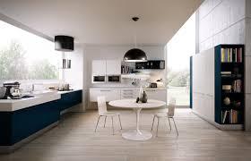 Lavish Comfortable Contemporary Kitchen Designs For Those Who - White contemporary kitchen