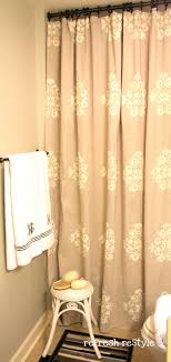 terry cloth shower curtain luxury grey terry cloth shower curtain shower images extra long terry