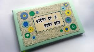 Baby Photo Album Books Create A Fun Baby Memory Book Diy Crafts Guidecentral Youtube