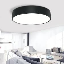 dining room ceiling light fixtures modern led ceiling light round simple decoration fixtures study balcony bedroom
