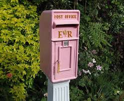 How To Decorate A Wedding Post Box Wedding Post Box Hire Norfolk Vintage Partyware 99