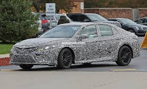 2018 Toyota Camry Teased Ahead of 2017 Detroit Auto Show Unveiling ...