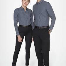 <b>Рубашка BARNET MEN</b> серый меланж