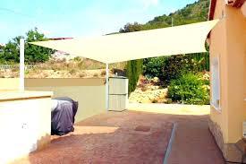 triangle shade canopy garden triangular sun shade sail canopy coolaroo ready to hang triangle shade sail