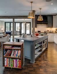 Kitchen Island Open Shelves Gorgeous Kitchen Islands Kitchen Floating White Countertop And