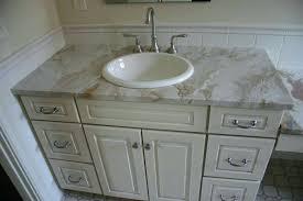 creative drop in rectangular bathroom sink j3186487 drop in sink vanity top ideas household bathroom regarding