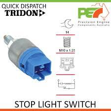 1998 Toyota Corolla Brake Light Switch Details About Tridon Stop Brake Light Switch For Toyota Corolla Ae101r Ae102r Ae102x