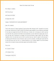 Employee Termination Letter Template Dismissal Sample Of For Poor