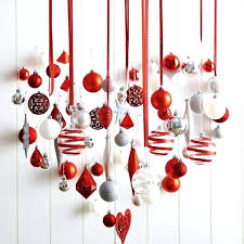 office christmas decoration ideas. Simple Office Christmas Decoration Ideas Decorating Heart Shaped Accessories Hanging For Door