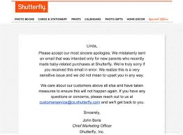 Shutterfly Customer Service Shutterfly Social Blunder Titan Web Marketing Solutions