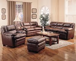 Living Room Furniture Black Leather Living Room Furniture Sets Modern Leather Living For