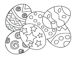 easter coloring book pages easter egg coloring pages printable free easter coloring book