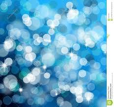 Blue Christmas Lights Royalty Free Stock Photos - Image: 34276318