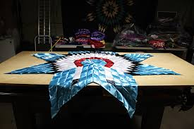 How to make a War Bonnet Quilt - YouTube & How to make a War Bonnet Quilt Adamdwight.com