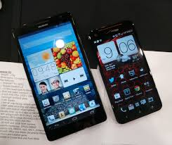 Huawei Ascend W1, Ascend D2 ...