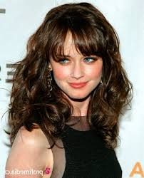 Angelina Jolie Hair Style angelina jolie long hairstyle curly bangs 7949 by stevesalt.us
