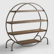 wall decor for office. Round Bookcase Wall Decor For Office