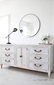 white washing furniture. white washed dresser with tutorial washing furniture