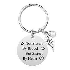 best friend gifts keychain perfect friendship gift ideas for women s s sisters birthday gifts