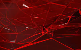 Red Wallpaper Abstract Background