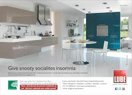 Modern Kitchen In India Cucine Lube India Cucine Lube India In Magazines Pinterest India