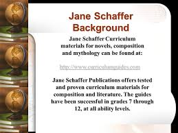 Teaching The Multi Paragraph Essay Jane Schaffer Writing