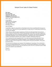 10 11 Inside Sales Rep Cover Letter Elainegalindo Com