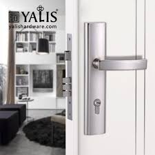 union types of door lock for anese handle with high quality wood door handle