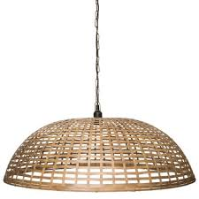 dome basket ceiling pendant 1