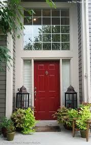 exterior door paint colors7 Inspiring Front Door Paint Projects  Modern Masters Cafe Blog