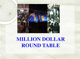 skip this loading slideshow in 5 seconds million dollar round table powerpoint presentation
