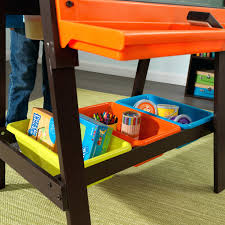 desk 75 modern furniture style compact kidkraft easel desk for