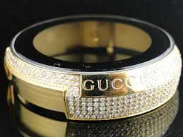 gucci gold watches for mens best watchess 2017 mens gucci gold steel diamond case for i digital watch 4 0