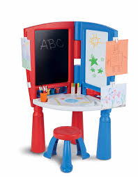 tikes 2 in 1 art desk easel made in usa