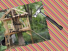 how to build a basic treehouse easy stepbystep tutorial basic tree house pictures t19 house
