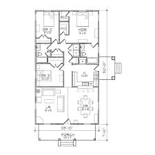 narrow two story house plans google search dream lovely plan lot and number ontario home designs