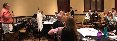 partints in the partnering with practitioners roundtable prepare for and activity molly hamm natural hazards center 2018