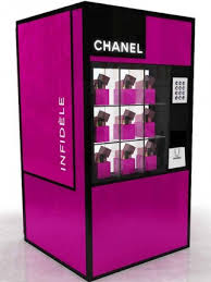 Chanel Vending Machine