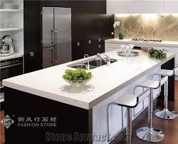 Quartz SurfaceMarble ColorManmade StoneKitchen Countertops
