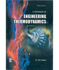 A Textbook of Engineering Thermodynamics Fifth Edition: Buy A ...