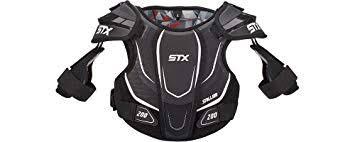 Stx Cell 3 Shoulder Pad Size Chart Stx Lacrosse Stallion 200 Lacrosse Shoulder Pad