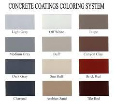 Scenic Concrete Color Powder Design Ideas Integral Cost