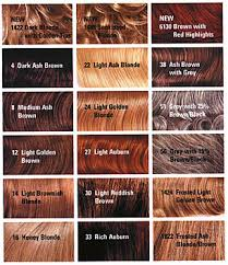 Wig Color Chart Wig Sizes And Colors