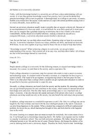 College Education Essay Essay On Why I Should Attend College Academic Essay Writers