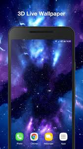 Deep Space 3D Live Wallpaper for ...