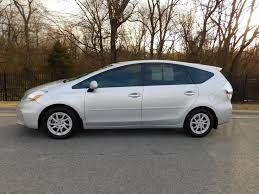 2012 Used Toyota Prius v 5dr Wagon Five at Fayetteville Autopark ...